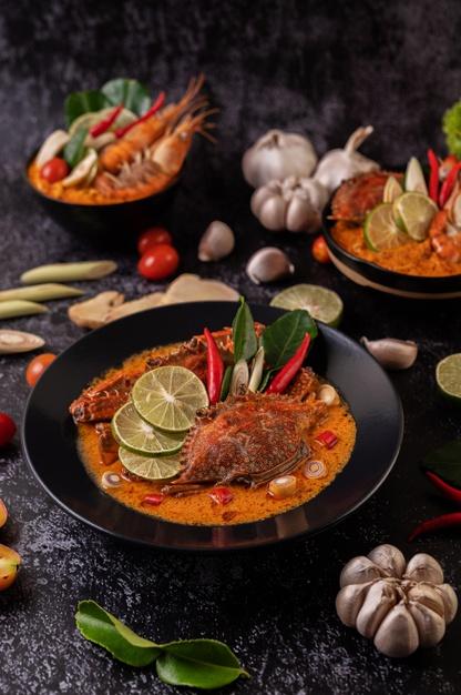 อาหารไทยรสจัดเกินไปสำหรับชาวต่างชาติ?